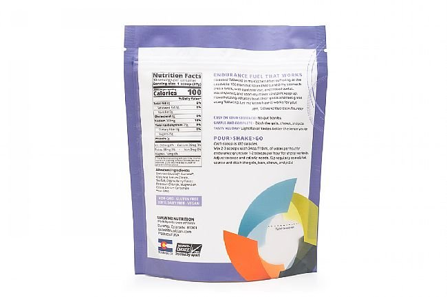 Tailwind Nutrition Endurance Fuel Berry Nutrition Facts (30 Servings)