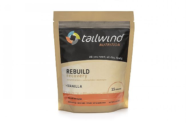 Tailwind Nutrition Rebuild Recovery (15 Servings) Vanilla
