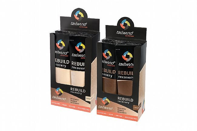 Tailwind Nutrition Rebuild Recovery (12 Single Servings) Tailwind Nutrition Rebuild Recovery (12 Singles Servings)