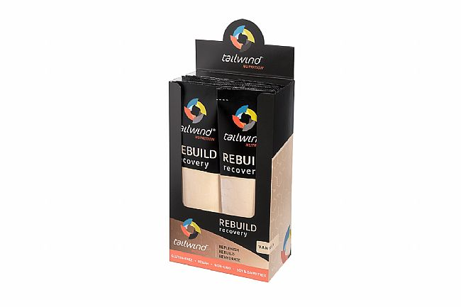 Tailwind Nutrition Rebuild Recovery (12 Single Servings) Vanilla