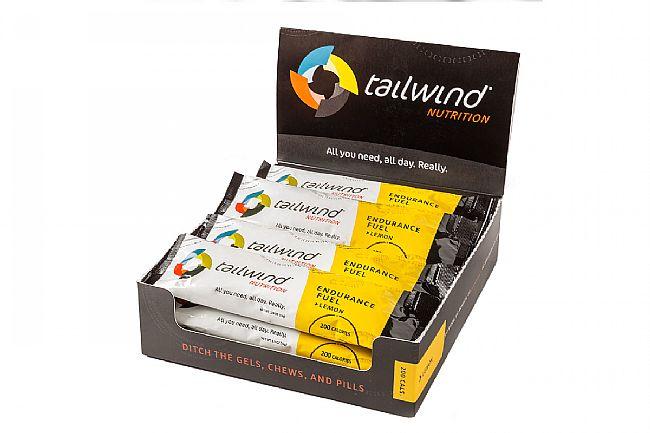 Tailwind Nutrition Endurance Fuel (12 Single Servings) Lemon
