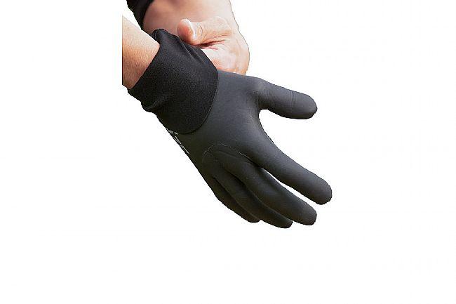 Velotoze Waterproof Cycling Glove Black