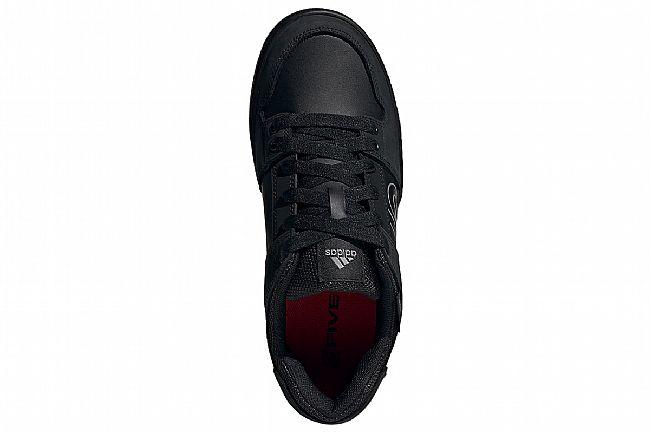 Five Ten Mens Freerider DLX Mountain Bike Shoe Core Black / Core Black / Grey Three