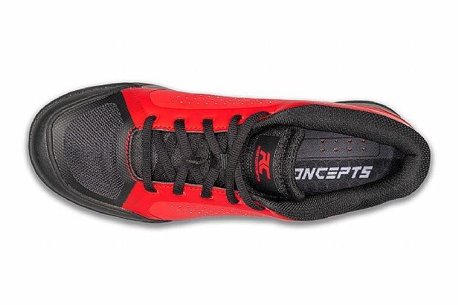Ride Concepts Mens Powerline Shoe Red/Black