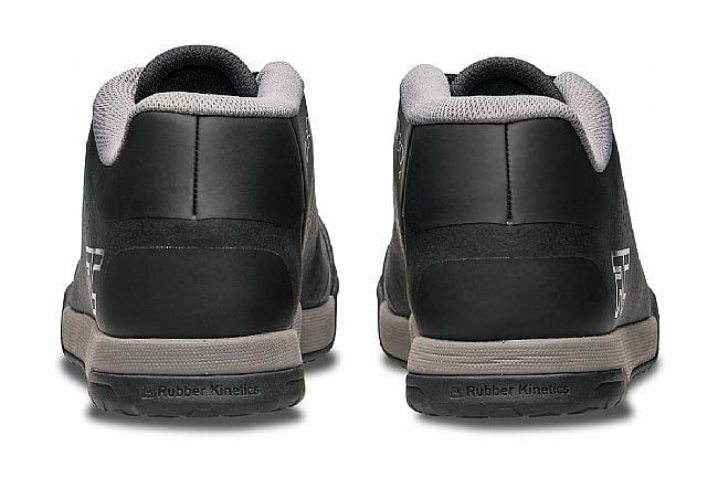 Ride Concepts Mens Powerline Shoe Black/Charcoal