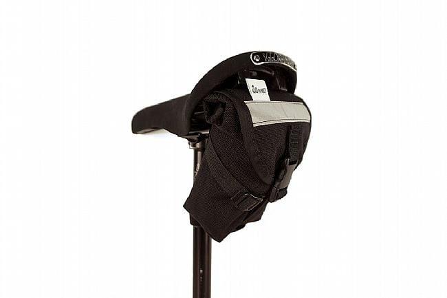 Road Runner Drafter Saddle Bag Black - One Size