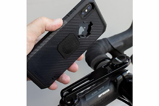 Rokform Rugged iPhone Case Rokform Rugged iPhone Case and Bike Mount