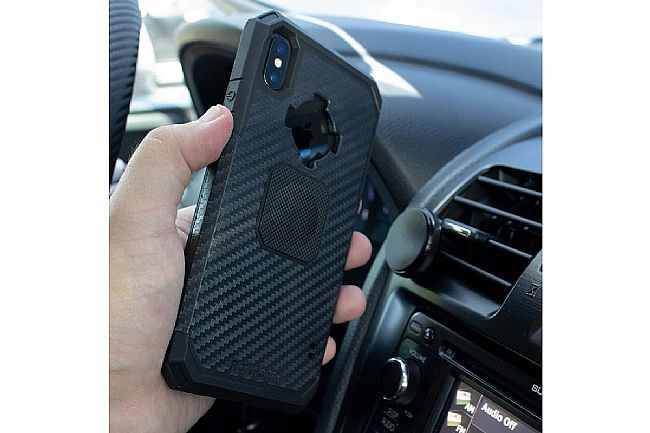 Rokform Rugged iPhone Case Rokform Rugged iPhone Case and Car Mount