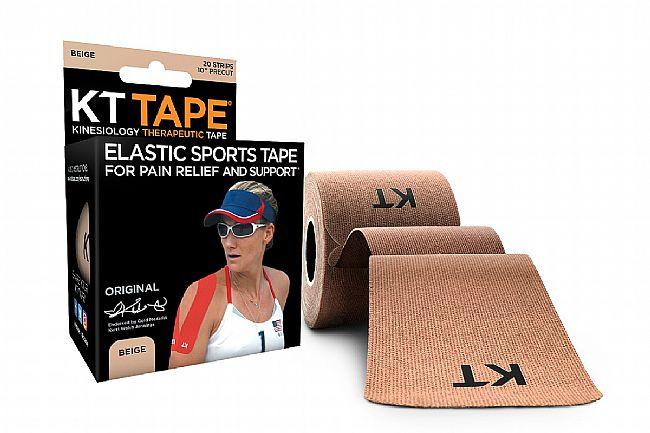 KT Tape Original Cotton Precut 10 Inch - Beige