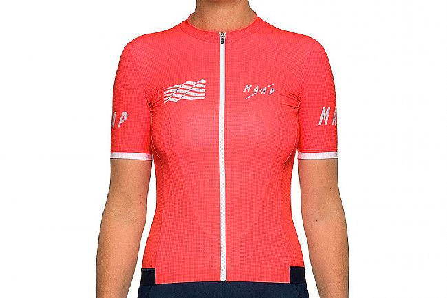 MAAP Womens Prime Woven Jersey Coral