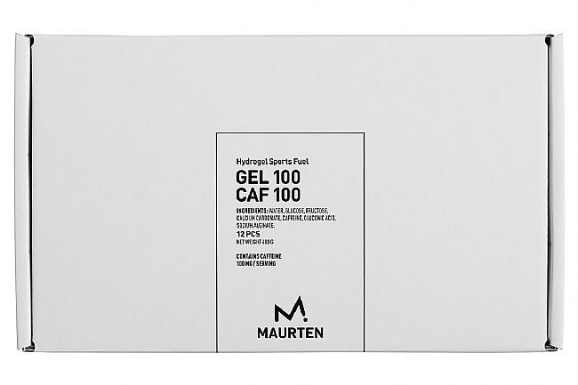 Maurten Fuel Gel 100 Caf 100 (12 Pack) Maurten Fuel Gel 100 Caf 100 (12 Pack)