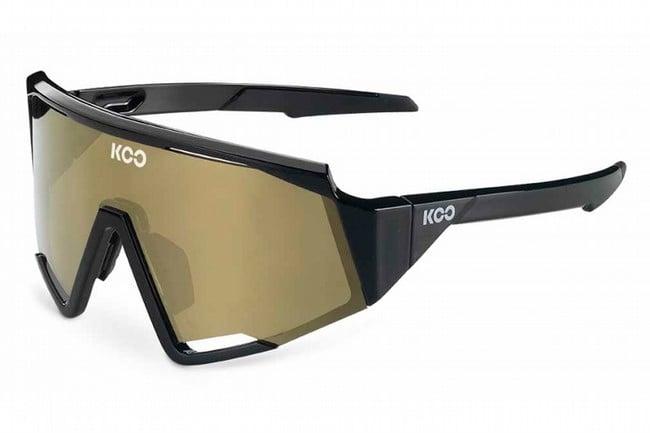 KOO Spectro Sunglasses  Black Bronze/Super Bronze Lense