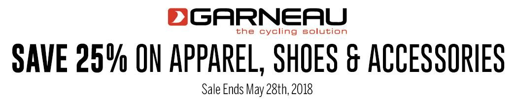 Save 25 on Louis Garneau Apparel, Shoes,