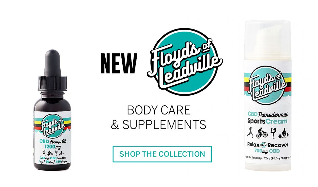 New Floyd's of Leadville CBD Supplements