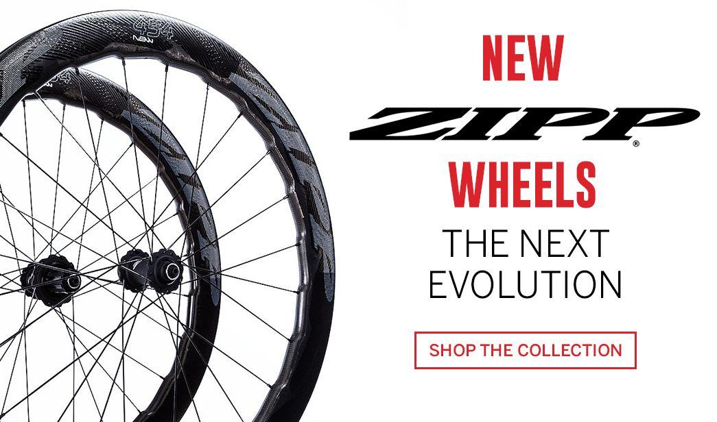 NEW Zipp Wheels