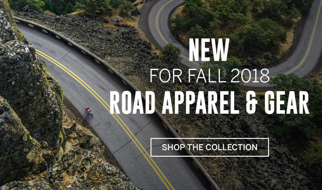 New For Fall 2018 - Road Apparel and Gear