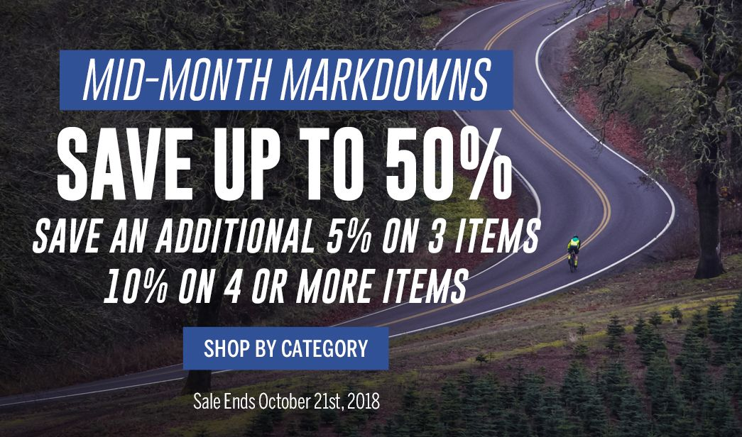 Mid-Month Markdowns - Save up to 50