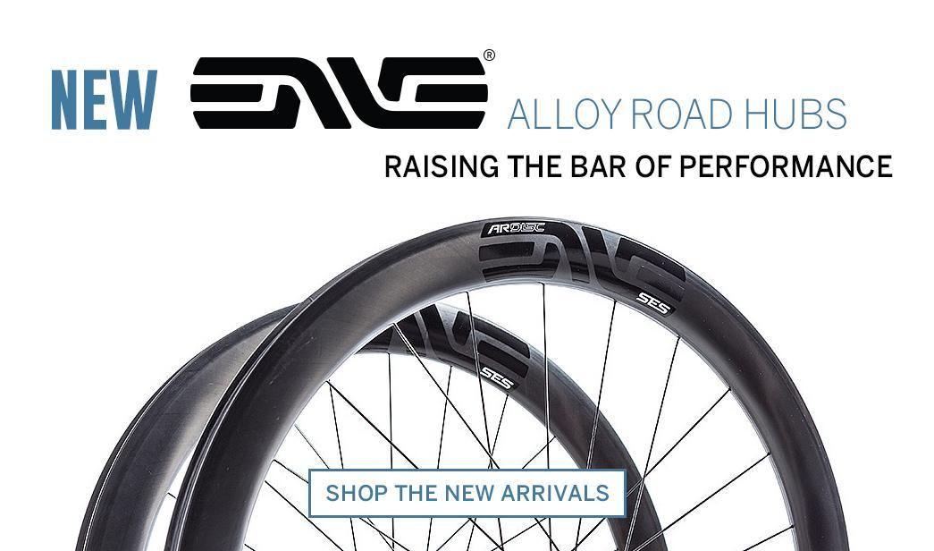 NEW ENVE Alloy Road Hubs