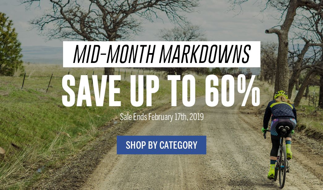 Mid-Month Markdowns - Save up to 60
