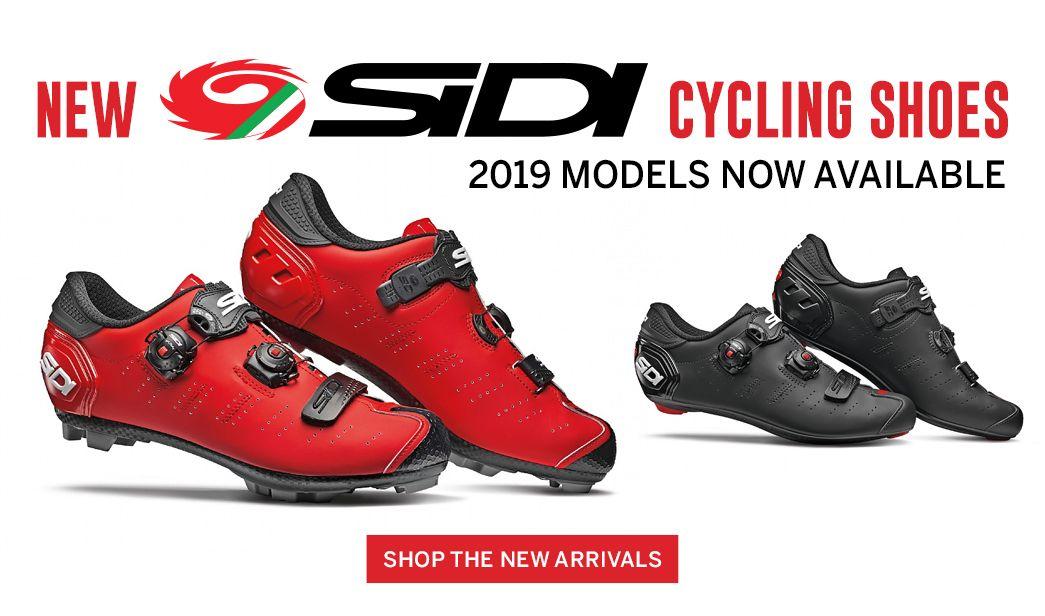 NEW 2019 Sidi Shoes