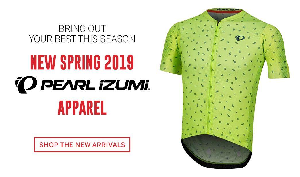 NEW Spring 2019 Pearl Izumi
