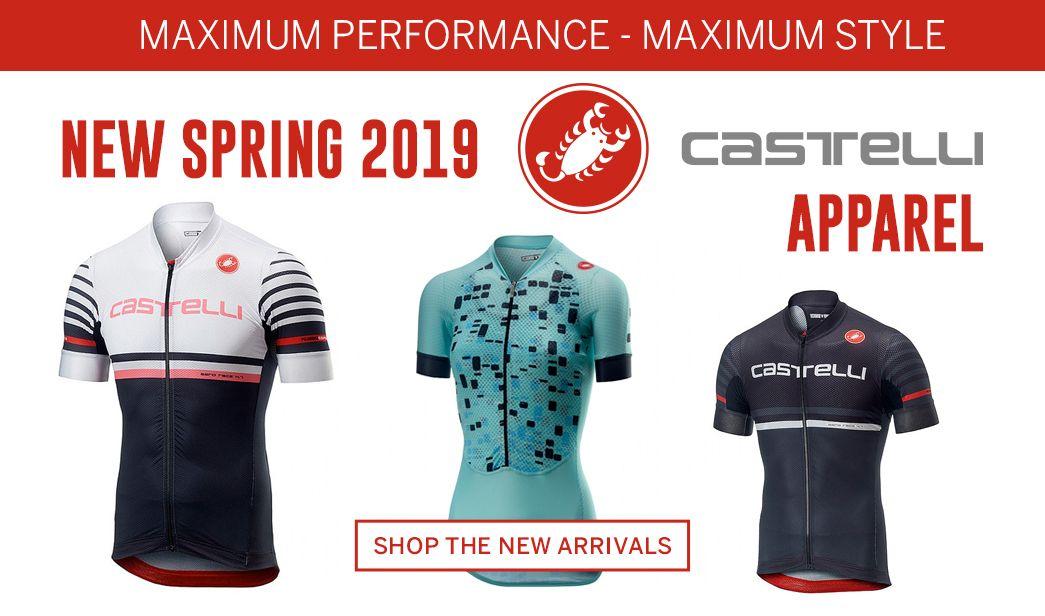 New Spring 2019 Castelli