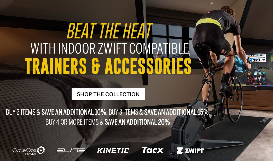 Additional Savings on Zwift Compatible Trainers