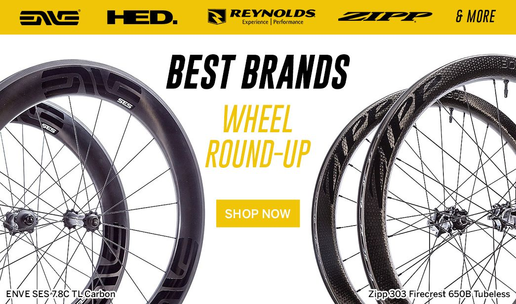Shop Best Brands - Wheel Round-Up