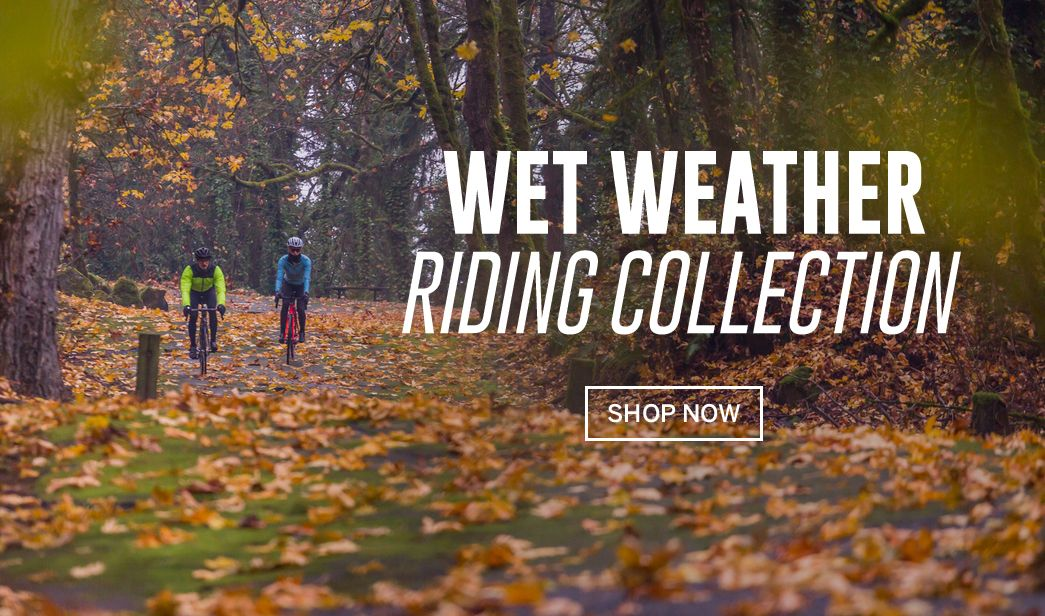 Shop Our Wet Weather Riding Collection