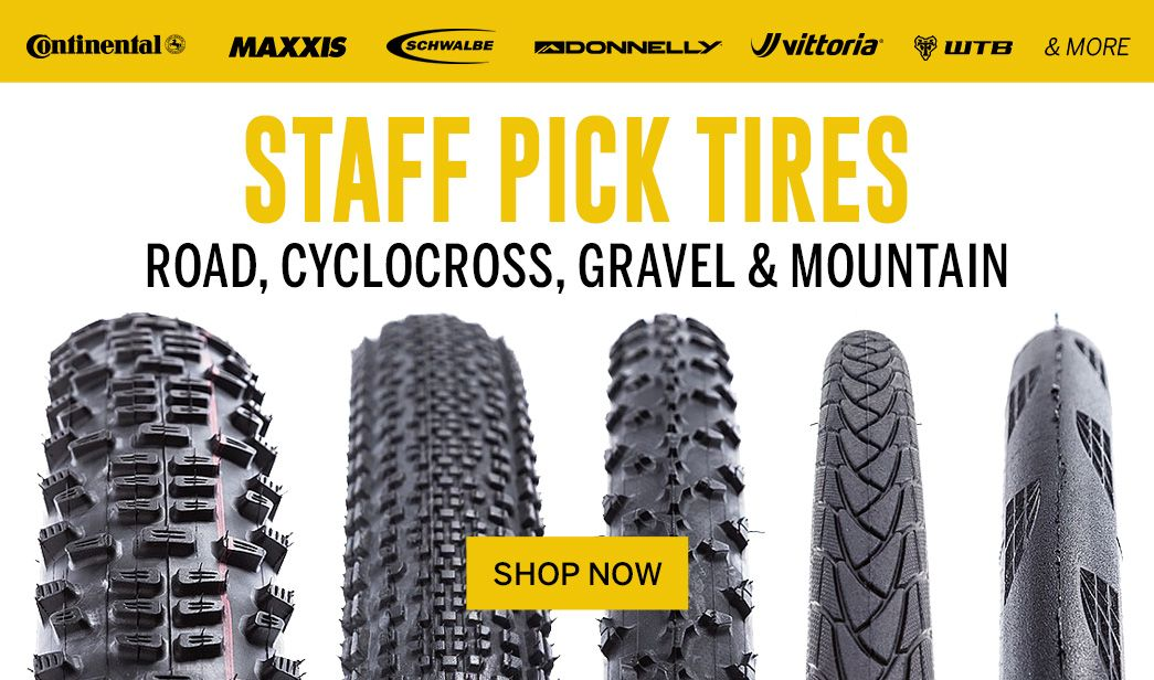 Shop Our Staff Pick Tires