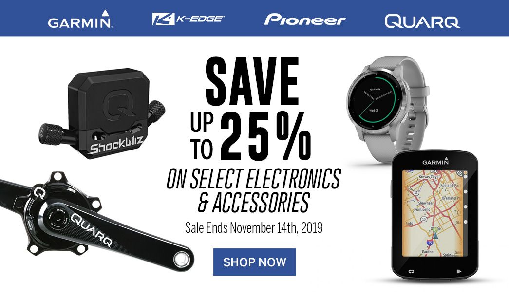 Save up to 25 on Select Electronics