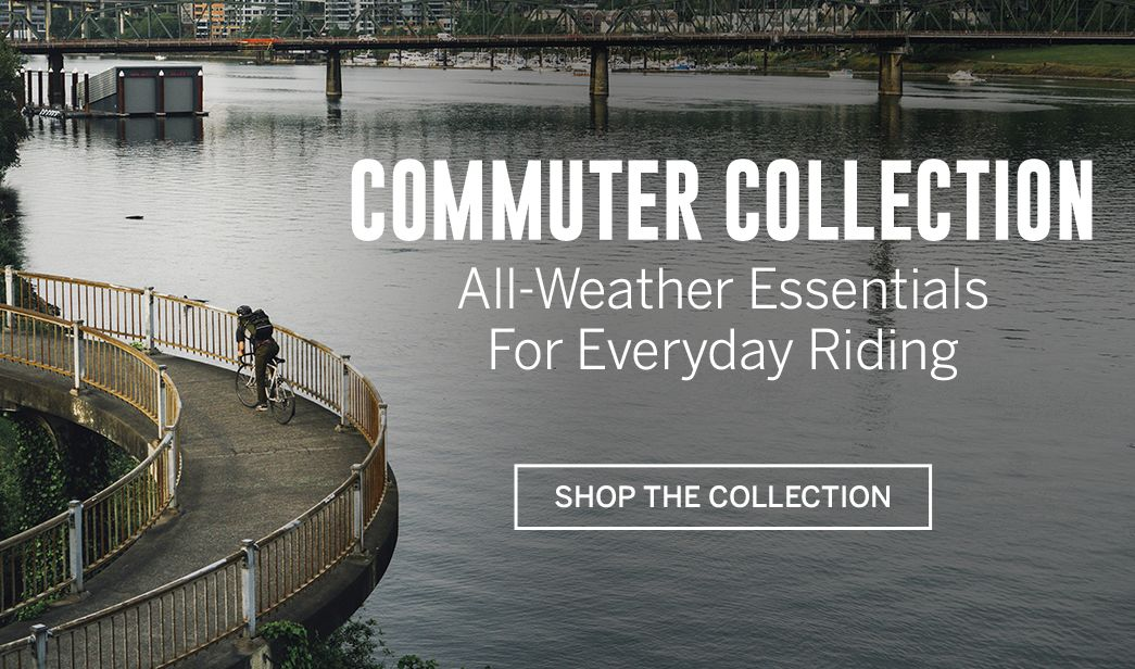 Shop Our Essential Commuter Collection