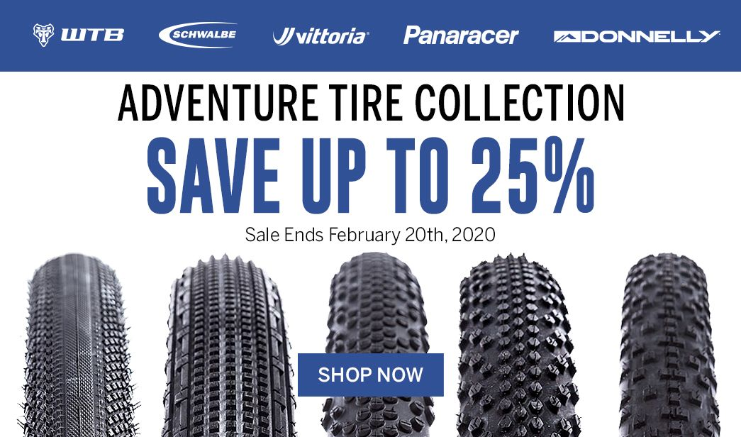 Save Up To 25 On Adventure bike Tires
