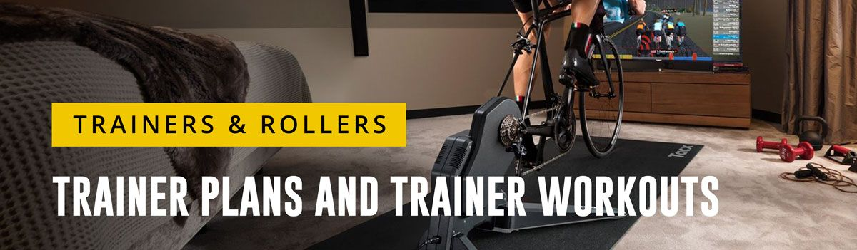 Indoor Trainers header