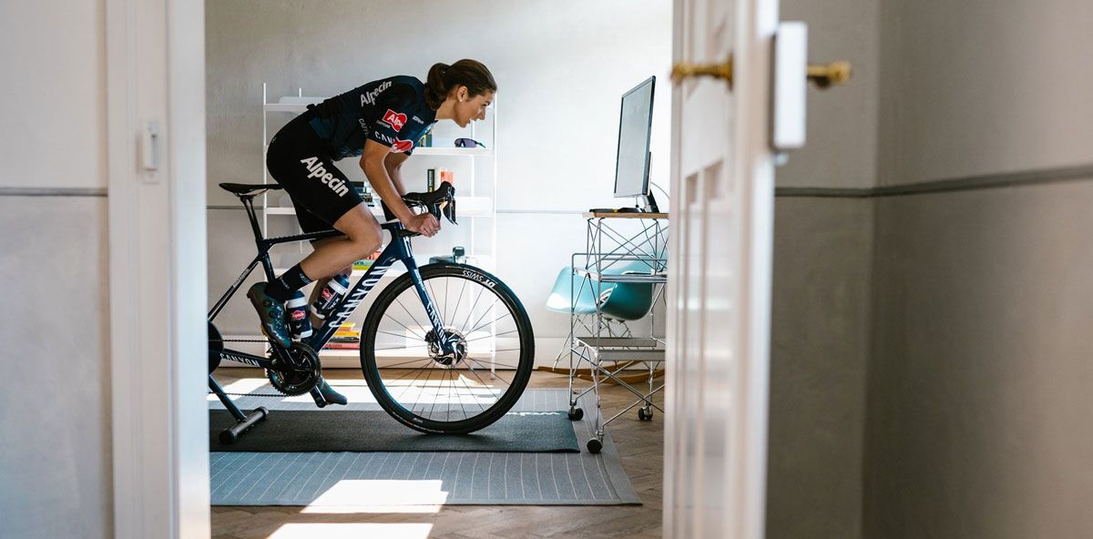 Where to use an Indoor Trainer