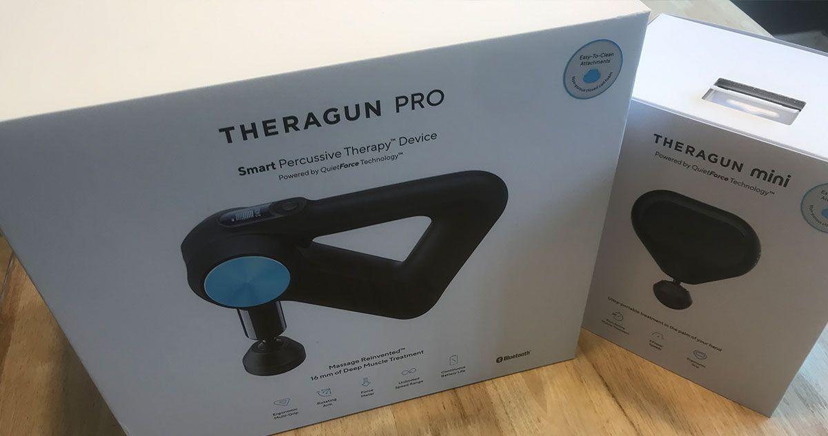 Theragun Pro Unboxing