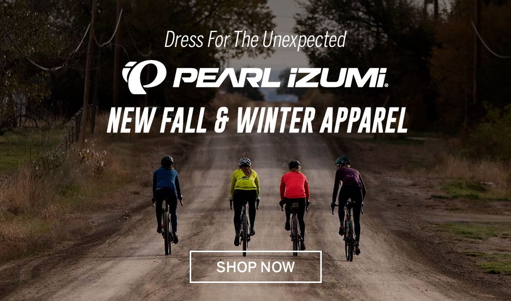 Shop new fall and winter bike apparel from Pearl Izumi