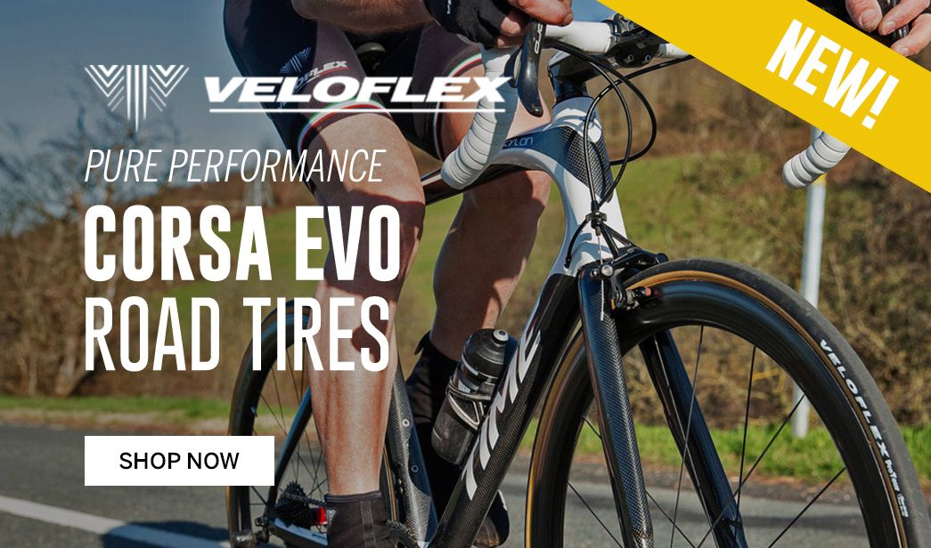 Shop Velofelx Corsa EVO Road Tires