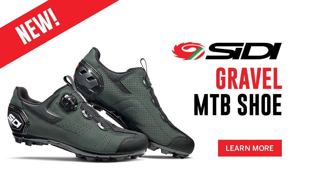 Shop Sidi Gravel MTB shoes