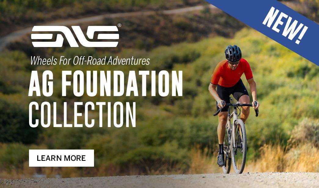 Shop ENVE AG Foundation Wheels at BikeTiresDirect