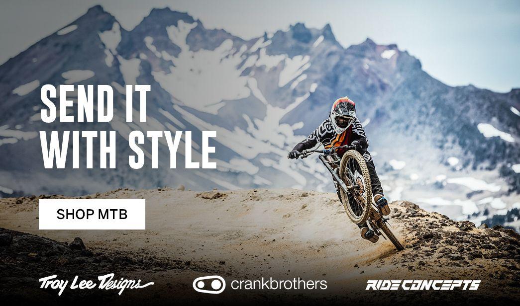 Shop new MTB gear at BikeTiresDirect