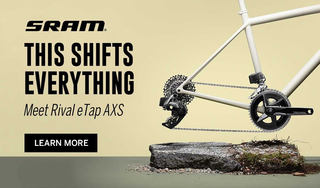 Learn more about SRAM Rival eTap AXS bike components