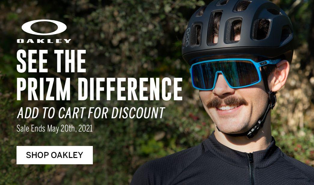 Save on Oakley eyewear