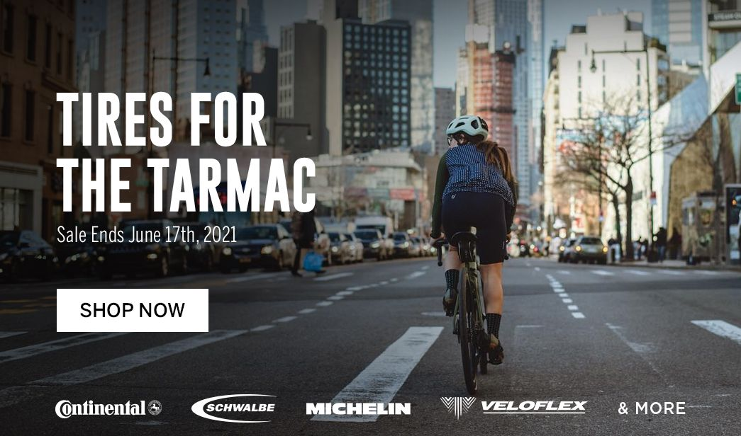 Save on road tires