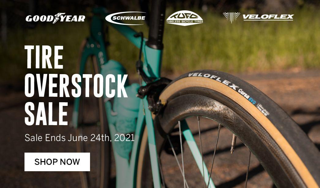 Tire Overstock Sale