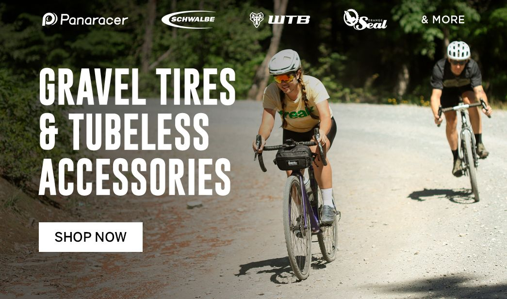 Shop gravel tires