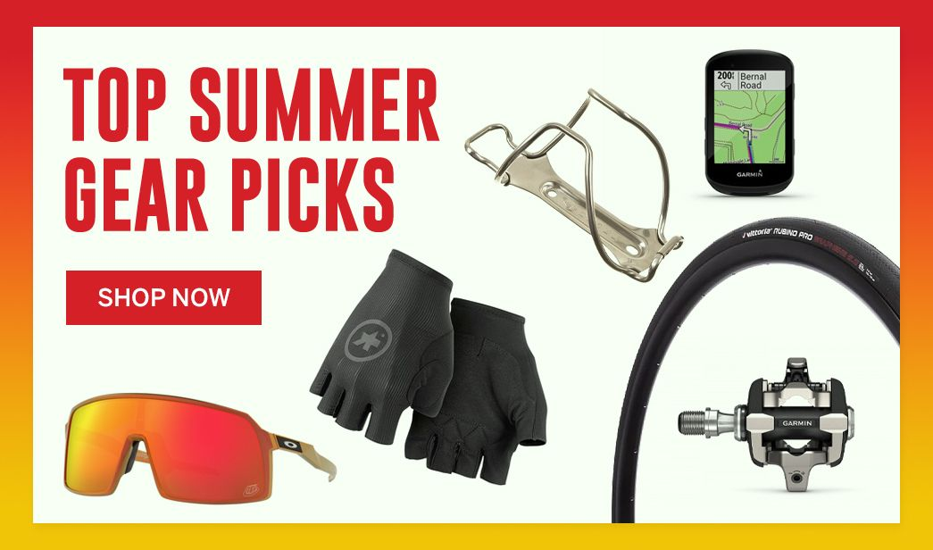 Top cycling gear for summer