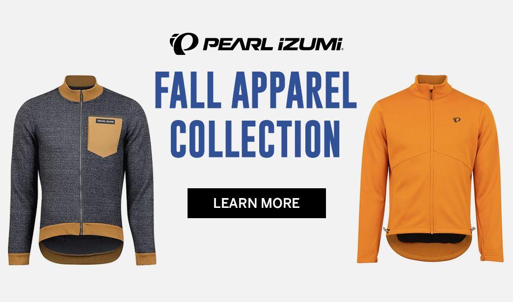 Shop fall and winter bike apparel from Pearl Izumi