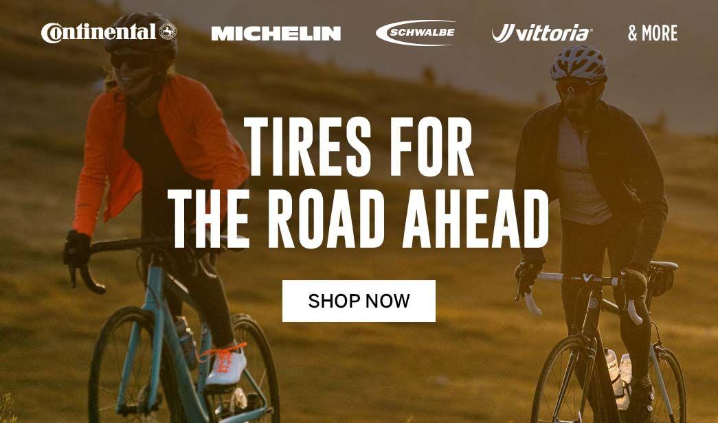 Shop road bike tires at BikeTiresDirect