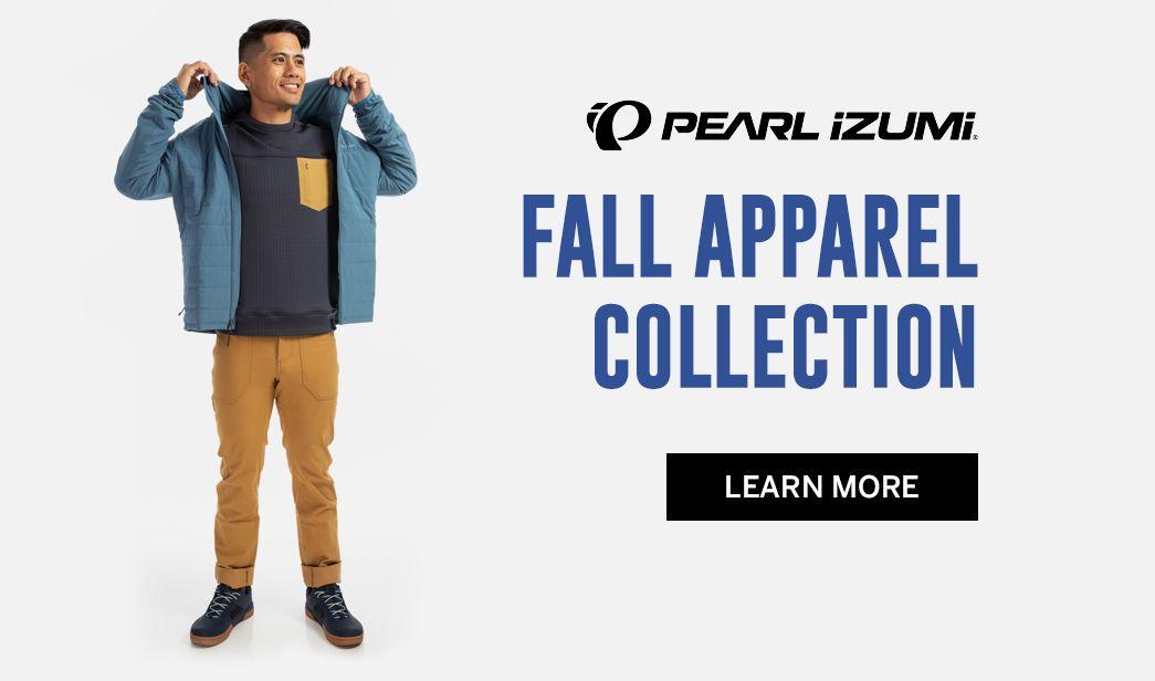 Pearl Izumi Fall Apparel Collection